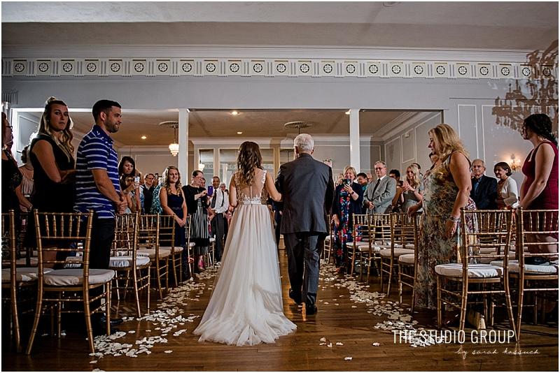 The Inn At St John S Plymouth Meeting House Wedding