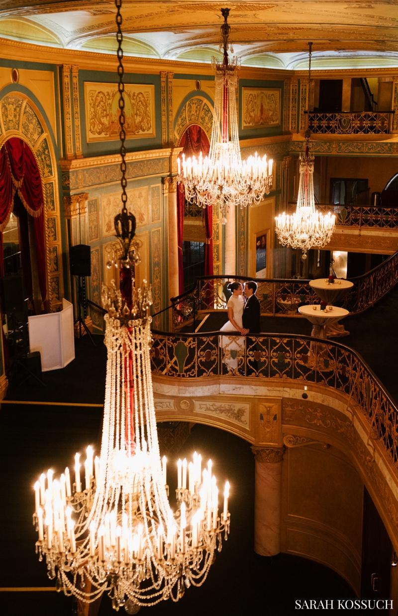 Steele & Blake\'s Detroit Opera House WeddingArtistic Metro Detroit ...